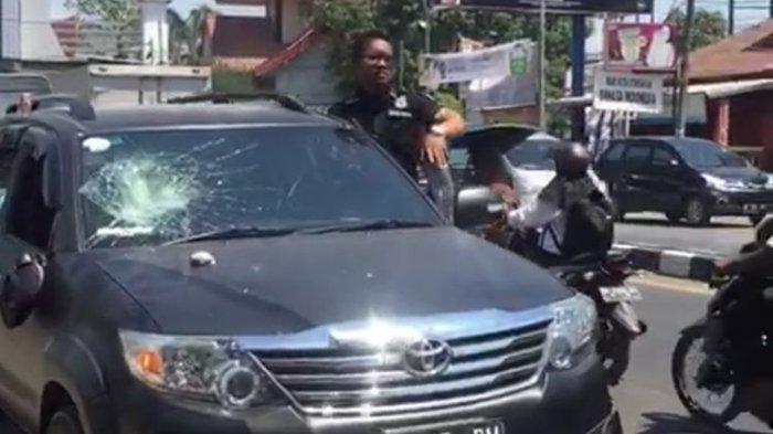 Viral Anak Anggota DPRD Sulsel Pelaku Tabrak Lari Beruntun, Sempat Kabur hingga Diamuk Massa