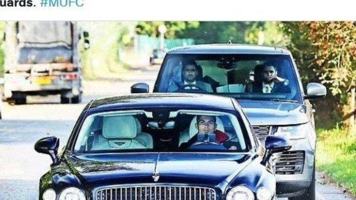 HEBOH Mobil Cristiano Ronaldo Antre 7 Jam di SPBU, Ujung-ujungnya Malah Tak Kebagian Bensin