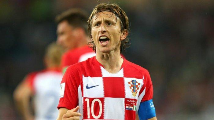 Kekecewaan Modric saat Kroasia Dipastikan Lolos 16 Besar Euro 2020: Kami Tidak Senang