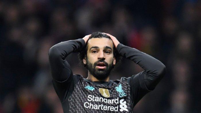 Hasil Liga Champions - Liverpool Tumbang 1-0 Lawan Atletico Madrid