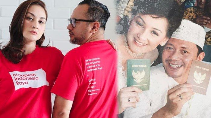 Anniversary ke-19, Mona Ratuliu Tulis Ucapan Manis untuk Indra Brasco