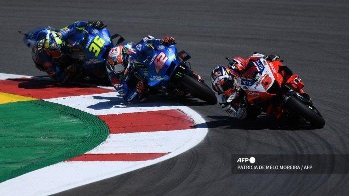 Jadwal MotoGP dan Live Streaming Trans7, MotoGP 2021 di Sirkuit Sachsenring, Jerman, Akhir Pekan Ini
