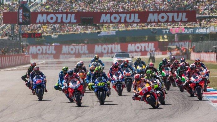 Jadwal Lengkap MotoGP 2021, Mulai 28 Maret 2021 di Sirkuit Losail, Qatar