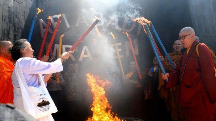 Teka-teki Padamnya Api Abadi Mrapen untuk Pertama Kali: Pernah Redup Pada Tahun 1996