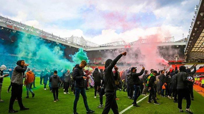 Markas MU Diserang Fans Sendiri, Legenda Setan Merah: Mereka Sudah Muak