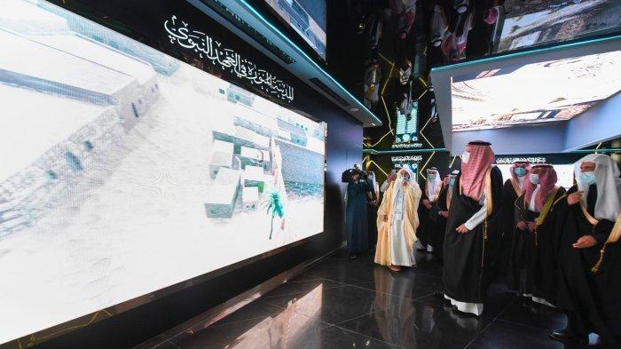 Gunakan Teknologi 3D, Museum Internasional Bertema Kehidupan Nabi Muhammad di Madinah Buka 24 Jam