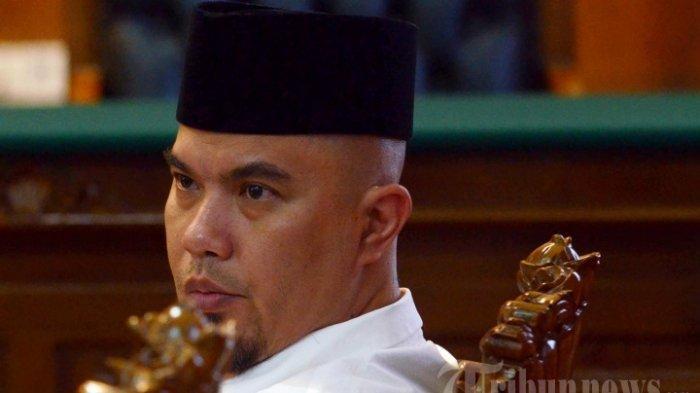 Ahmad Dhani Agendakan Acara Khusus setelah Bebas dari Penjara