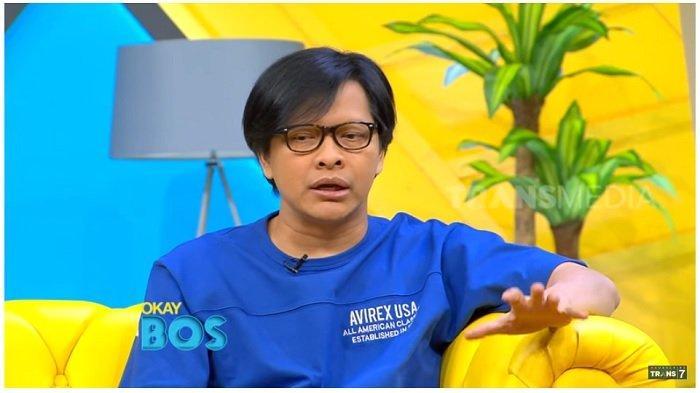 Reaksi Mengharukan Armand Maulana saat Dapat Kejutan dari Putrinya di TV