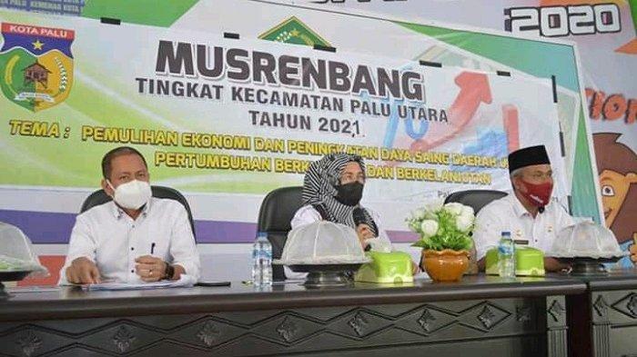Musrenbang Kecamatan Palu Utara Digelar Jelang Pelantikan Wali Kota, Ini Program Prioritasnya