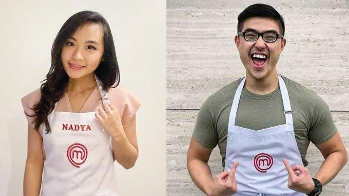 Nadya dan Bryan Disebut MasterChef 'Love Birds', Chef Juna: Kau Sempurnakanku Meski Secara Makanan