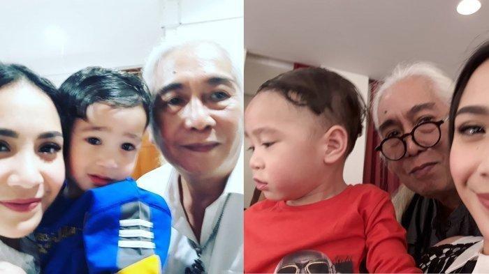 Anak Angkat Gideon Tengker Sebut sang Ayah dalam Kondisi Sehat: Gak Stres Cuma Rindu Cucunya