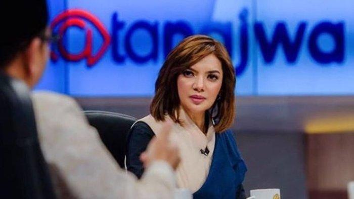 Najwa Shihab saat menjadi presenter Mata Najwa
