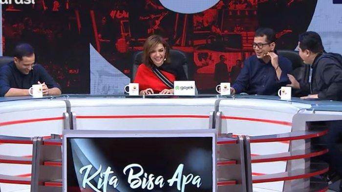 Erick Thohir, Nadiem Makarim, Wishnutama Kompak Sebut Jadi Menteri Berat, Najwa Shihab: Tukeran Mau?