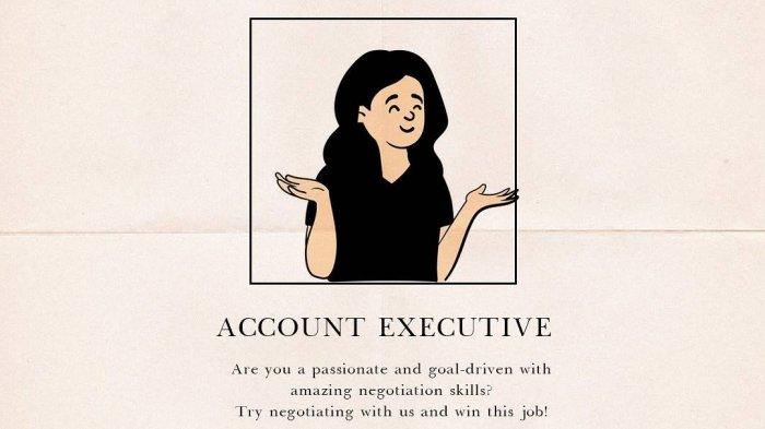 Lowongan Kerja Nappa Milano Account Executive
