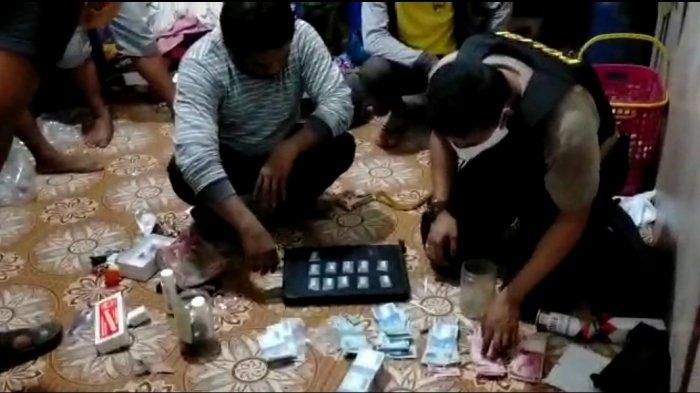 Gerebek Kosan Pengedar Sabu di Morowali, Polisi Sita 11 Paket dan Uang Tunai Rp25 Juta