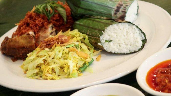 Cari Nasi Bakar Bebek Kremes di Kota Palu? Khusus Oktober Ini Ada di Hotel Santika