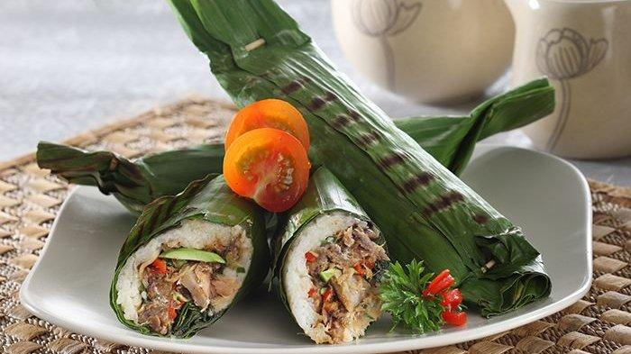 Aneka Resep Masakan yang Dibungkus Menggunakan Daun Pisang, Pepes Tahu Hingga Nasi Bakar