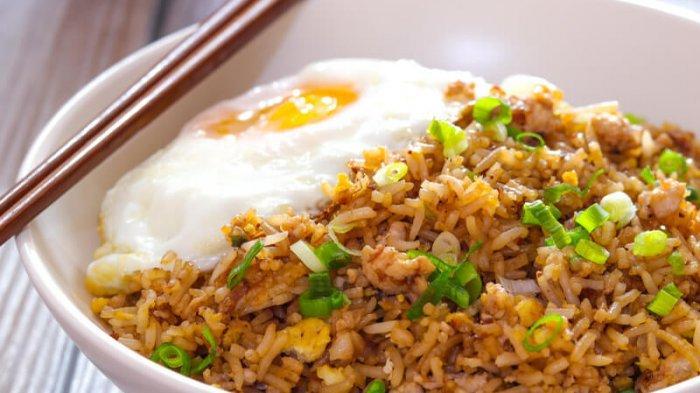 Kumpulan Kreasi Resep Nasi Goreng Enak dan Praktis, Nasi Goreng Kencur hingga Nasgor Ikan Asin