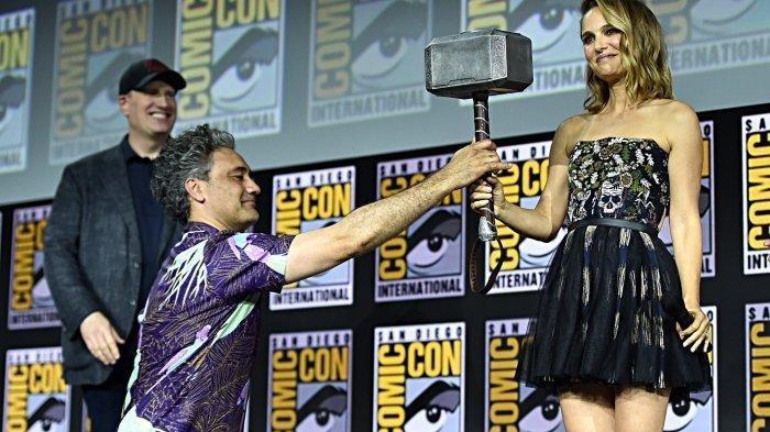 Film Thor 4: Love and Thunder, Natalie Portman Bakal Jadi Thor Perempuan, Rilis November 2021
