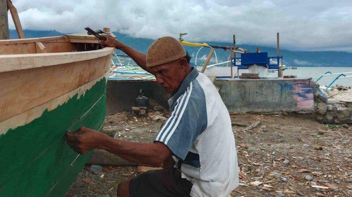 Cuaca Ekstrem, Nalayan di Talise Palu tetap Melaut, Tak Berani Keluar Teluk Palu