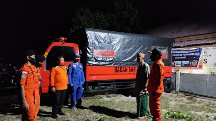 Tiba-tiba Diterjang Angin Kencang dan Ombak saat Melaut, 2 Nelayan Desa Tilung Tomini Hilang