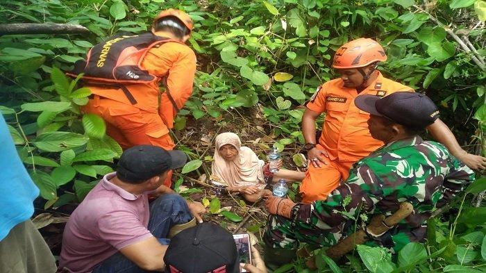 Lansia di Sausu Torono, Parimo Dikabarkan Hilang, Tim SAR Temukan dalam Kondisi Lemah