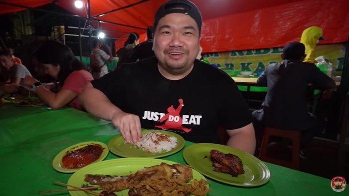 Warung Makan 'Ribet' yang Ramai Pembeli, Nex Carlos: Gue Suka Sambelnya Badabest!
