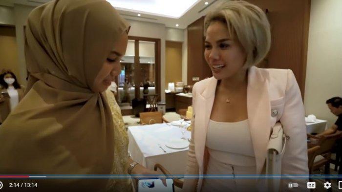 Nikita Mirzani Ngaku Tampil Dewasa karena Pacar Baru, Amelia Natadipura: Bentar Lagi Disuruh Hijab