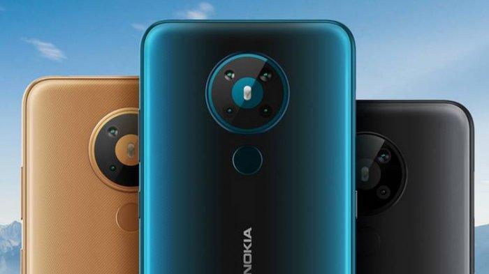 Spesifikasi dan Harga Terbaru Nokia 5.3, Ponsel Canggih dengan Kamera AI-Imaging