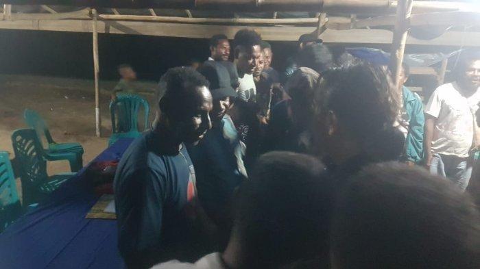 Sejumlah Anggota Kelompok Separatis NRFPB di Wilayah Nabire Nyatakan Diri Kembali ke NKRI