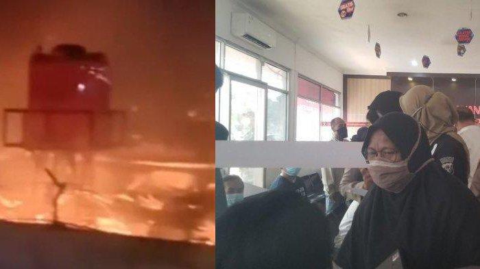 Napi Lapas Tangerang Ceritakan Perjuangannya Bisa Menyelamatkan Diri saat Kebakaran Terjadi