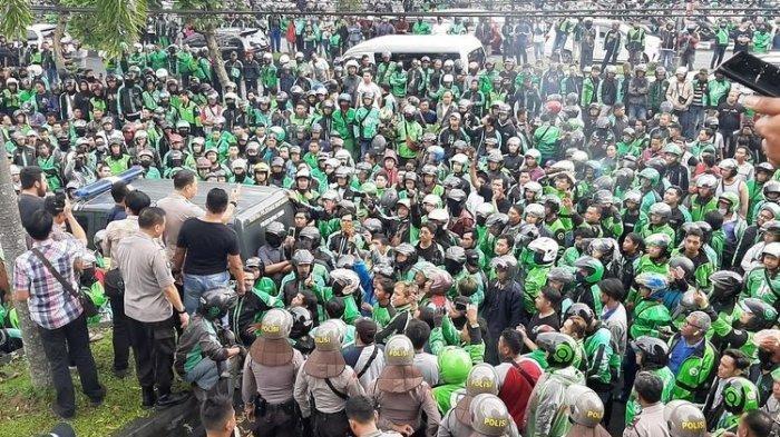 Bentrokan Ojol vs Debt Collector Terjadi di Jogja, Polda DIY Beri Peringatan untuk Oknum Terlibat