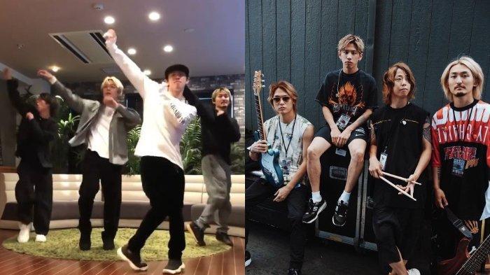 Ini Jadinya saat Band Jepang ONE OK ROCK Cover Lagu dan Dance Boyband BTS, Dynamite Versi Lebih Rock