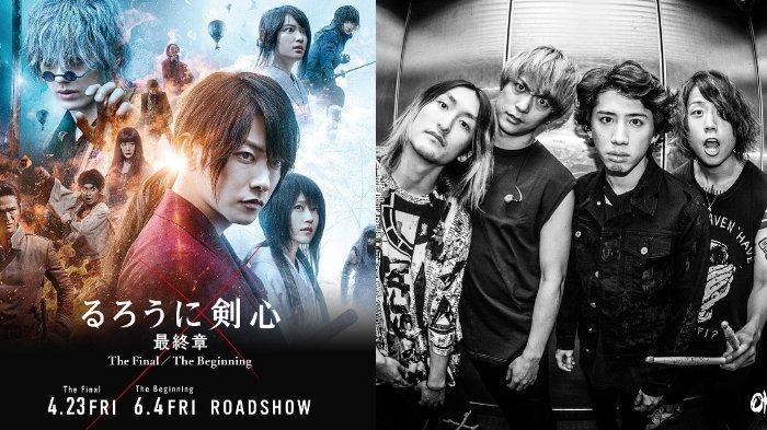 ONE OK ROCK Kenalkan Single Baru, Ost Rurouni Kenshin The Beginning, Taka: Judul Masih Dirahasiakan