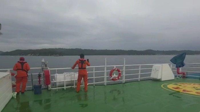 Cuaca Buruk Hambat Pencarian KM Tiga Putri yang Hilang di Perairan Banggai Laut