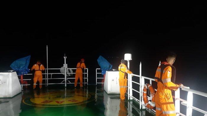 KM Tiga Putri Belum Ditemukan, Pencarian Diperluas ke Perairan Sulaweai Utara