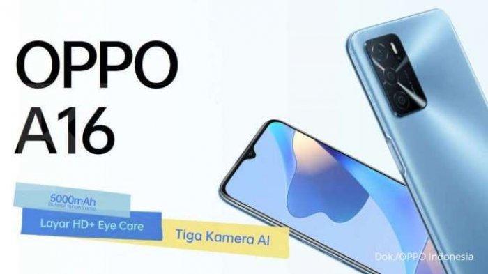 Mulai Rp 1 Jutaan, Simak Daftar Harga HP Oppo A Series Agustus 2021: Oppo A16, Oppo A54, Oppo A74