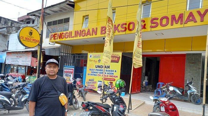 19 Tahun Kelola Penggilingan Bakso dan Somay, Bowo Sudah Miliki 1.200 Mitra Bisnis