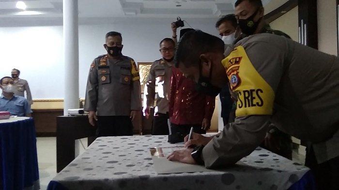 5 Polres di Sulteng Deklarasikan Zona Integritas Wilayah Bebas Korupsi, Apa Itu WBK?