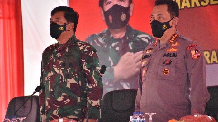 Panglima TNI dan Kapolri Baru Kunjungi Poso, Cek Operasi Pengejaran MIT Poso Pimpinan Ali Kalora