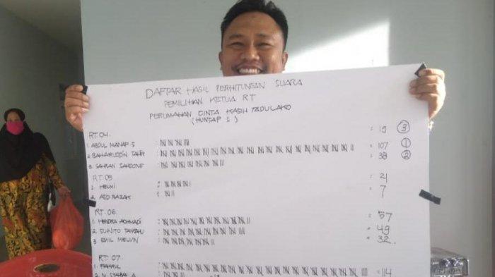 7 Ketua RT Terpilih di Huntap I Tondo Palu, Barikut Nama-namanya