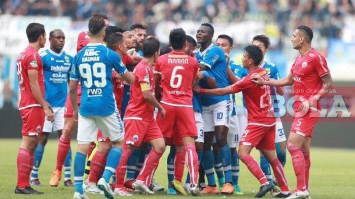 Stadion Batakan Balikpapan Jadi Alternatif Venue Laga Klasik Persib Bandung Vs Persija Jakarta