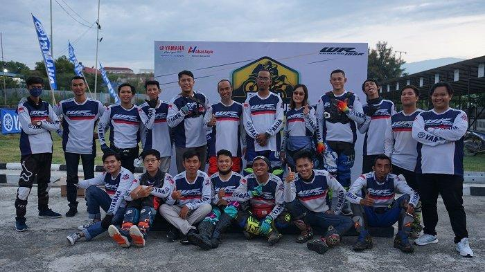 Yamaha Akai Jaya Gelar WR 155 R Fun Adventure untuk Para Rider di Sulteng