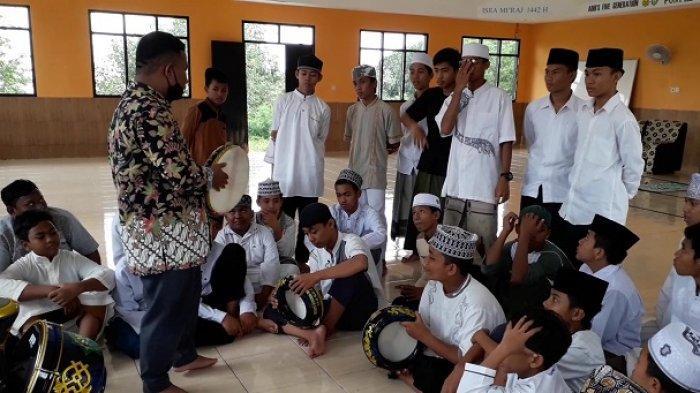 Santri di Pondok Pesantren Daarul Hikmah Luwuk Wajib Dakwah Ramadhan, Alumninya Jebol Kampus LN