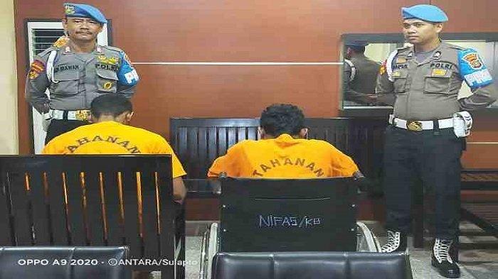 Pencuri yang Satroni Rumah Polisi Sempat Tawarkan Pistol di Tatanga
