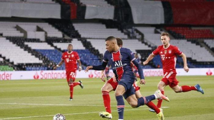 Hasil Liga Champions - PSG Singkirkan Bayern Munchen, Dendam Final Musim Lalu Terbalaskan