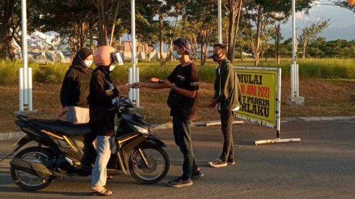 Masuk Kawasan CitraLand Kota Palu Kini Dipungut Biaya Parkir, Cek Tarifnya