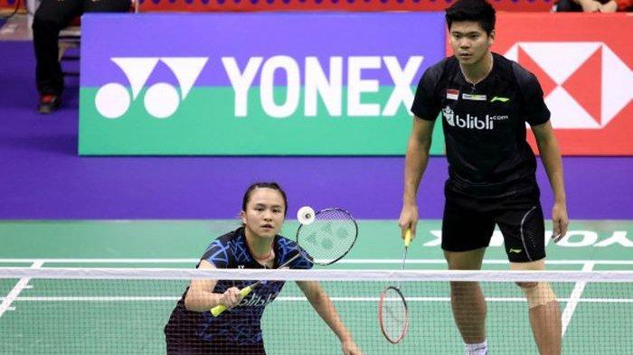 Update Korea Open 2019: Langkah Praveen/Melati Terhenti di Perempat Final
