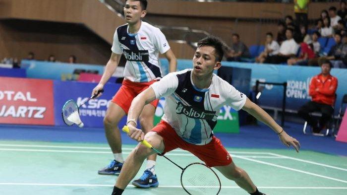 Hasil Undian Wakil Indonesia pada Indonesia Masters 2019: Ujian Konsistensi Fajar/Rian