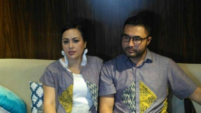 Surya Saputra dan Cynthia lamusu Tak Gelar Open House di Lebaran Kali Ini